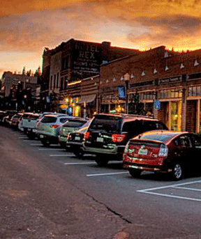 downtown_row_sunset